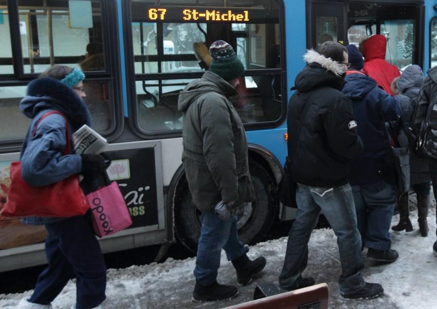 Pas de cagoule dans mon «étobus»