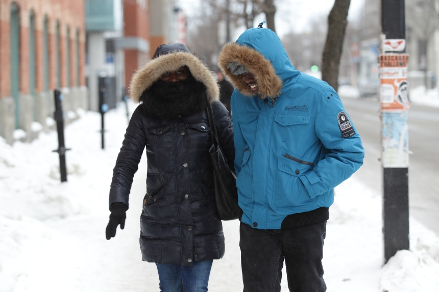 Les avis de froid extrême se multiplient au Québec