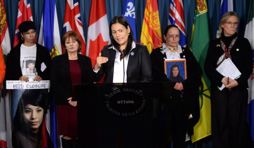 Michèle Audette terminera l'Enquête nationale sur les femmes autochtones disparues