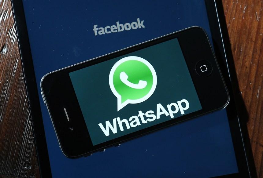 Prudence sur WhatsApp