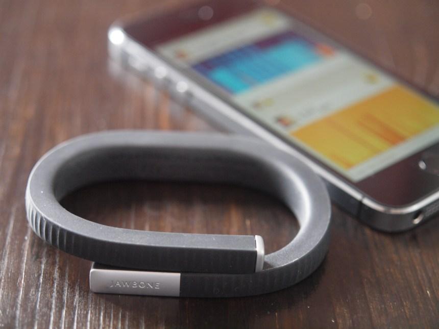 Mise à l'essai du Jawbone UP24