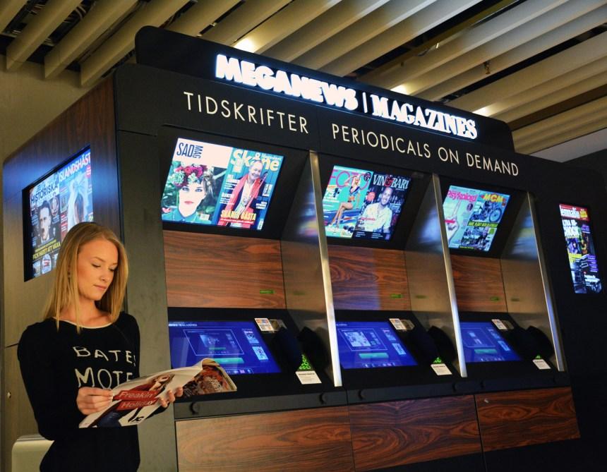 Un kiosque numérique qui veut imprimer sa marque