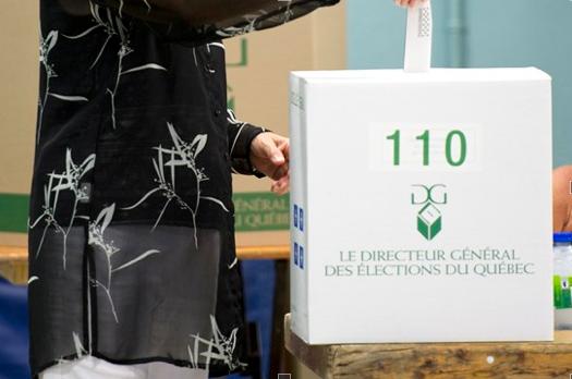 Vote hors-Québec: il faut s'inscrire