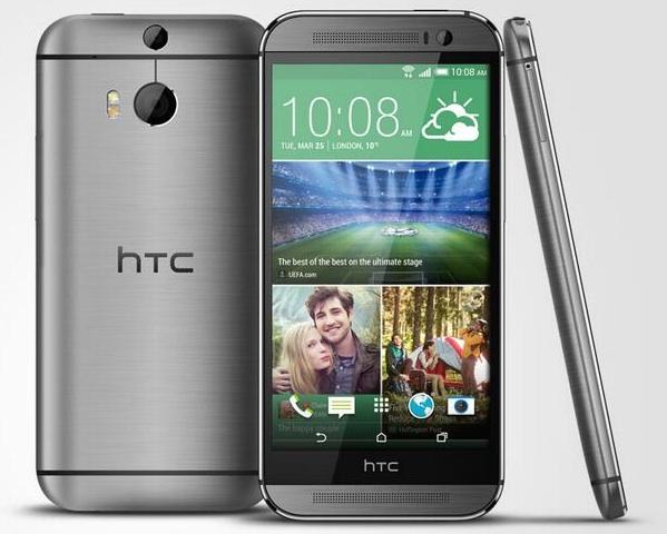 Présentation du nouveau HTC One M8