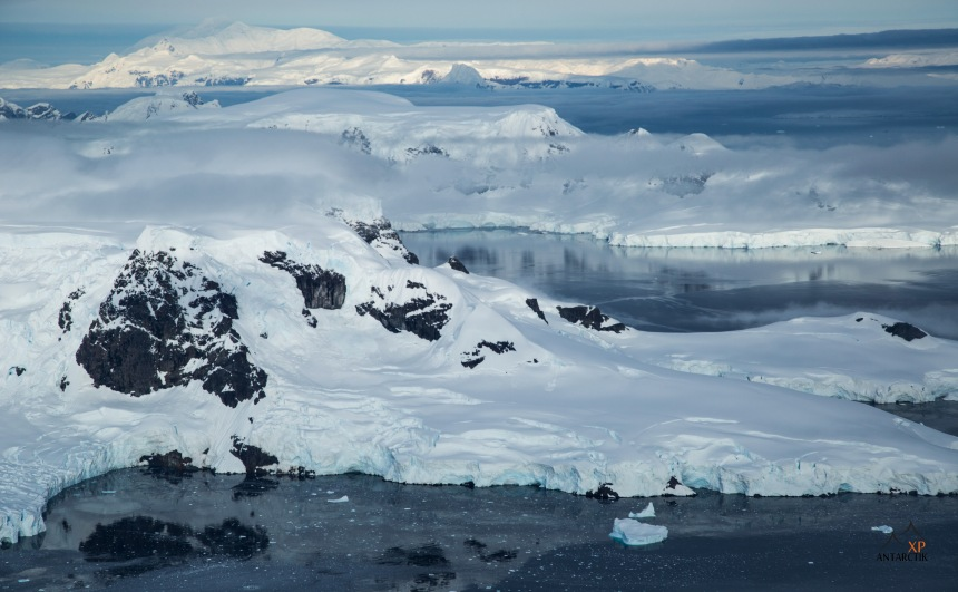 Partir en expédition scientifique en Antarctique avec Airbnb