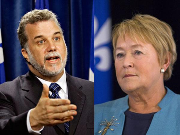 Élection provinciale: une semaine sans trop de controverse