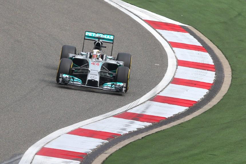F1: Hamilton est le plus rapide pendant la première séance d'essais à Montréal