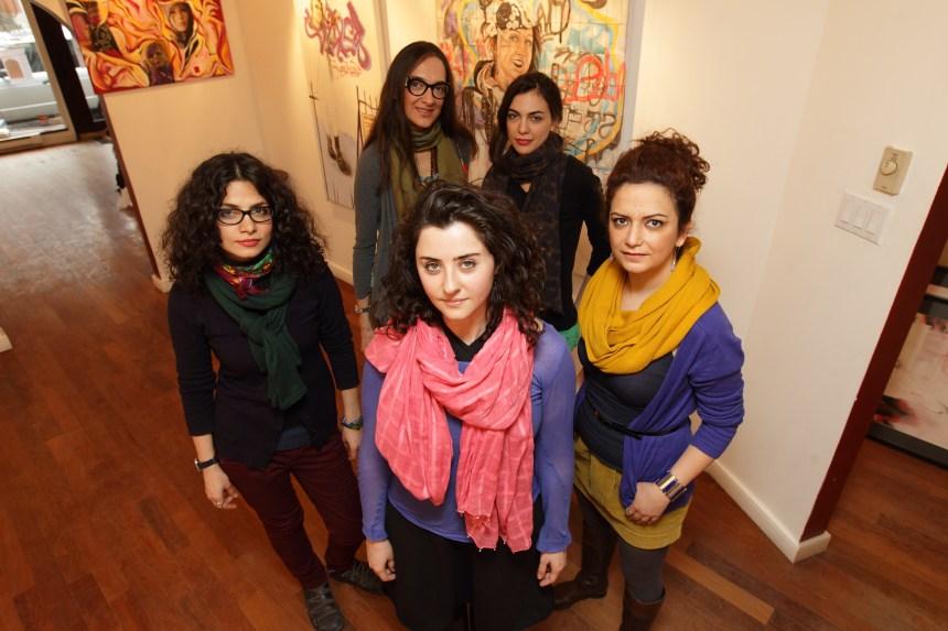 Montréal à travers le regard de 7 Iraniennes