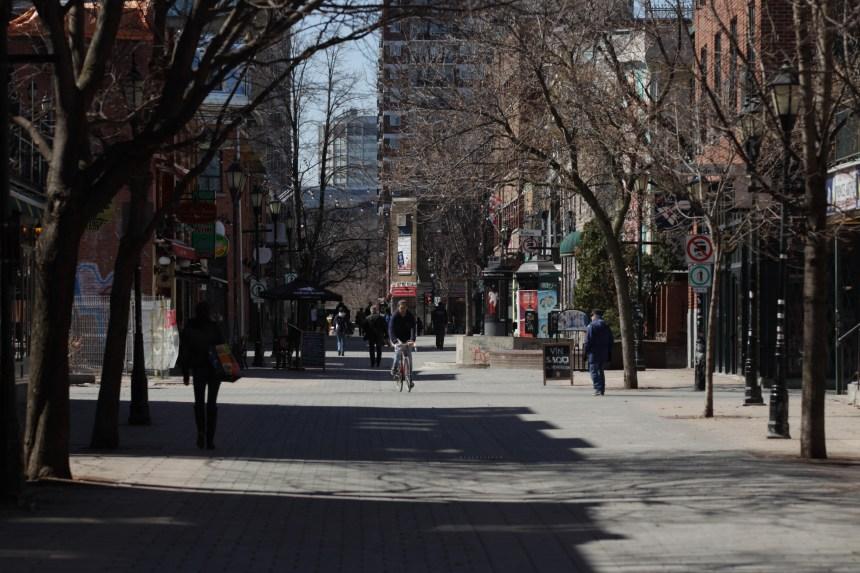 Projet de relance de la rue Prince-Arthur