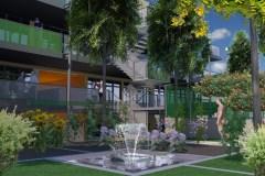 Le projet Point Vert: verdure en ville