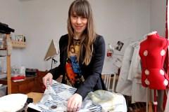 La designer Valérie Lamontagne: la techno, c'est chic!