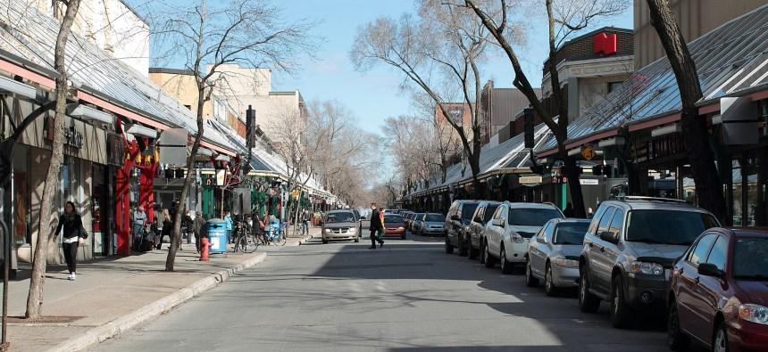 Plaza St-Hubert: projet pilote de réaménagement dès juillet