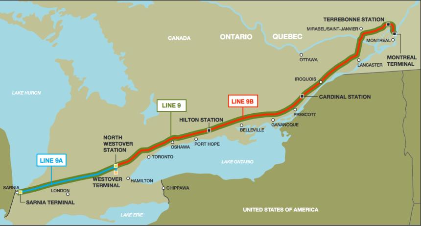 Le Québec ne tire aucun profit des sables bitumineux
