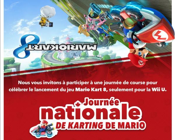 Mario Kart 8: Nintendo invite ses amateurs montréalais