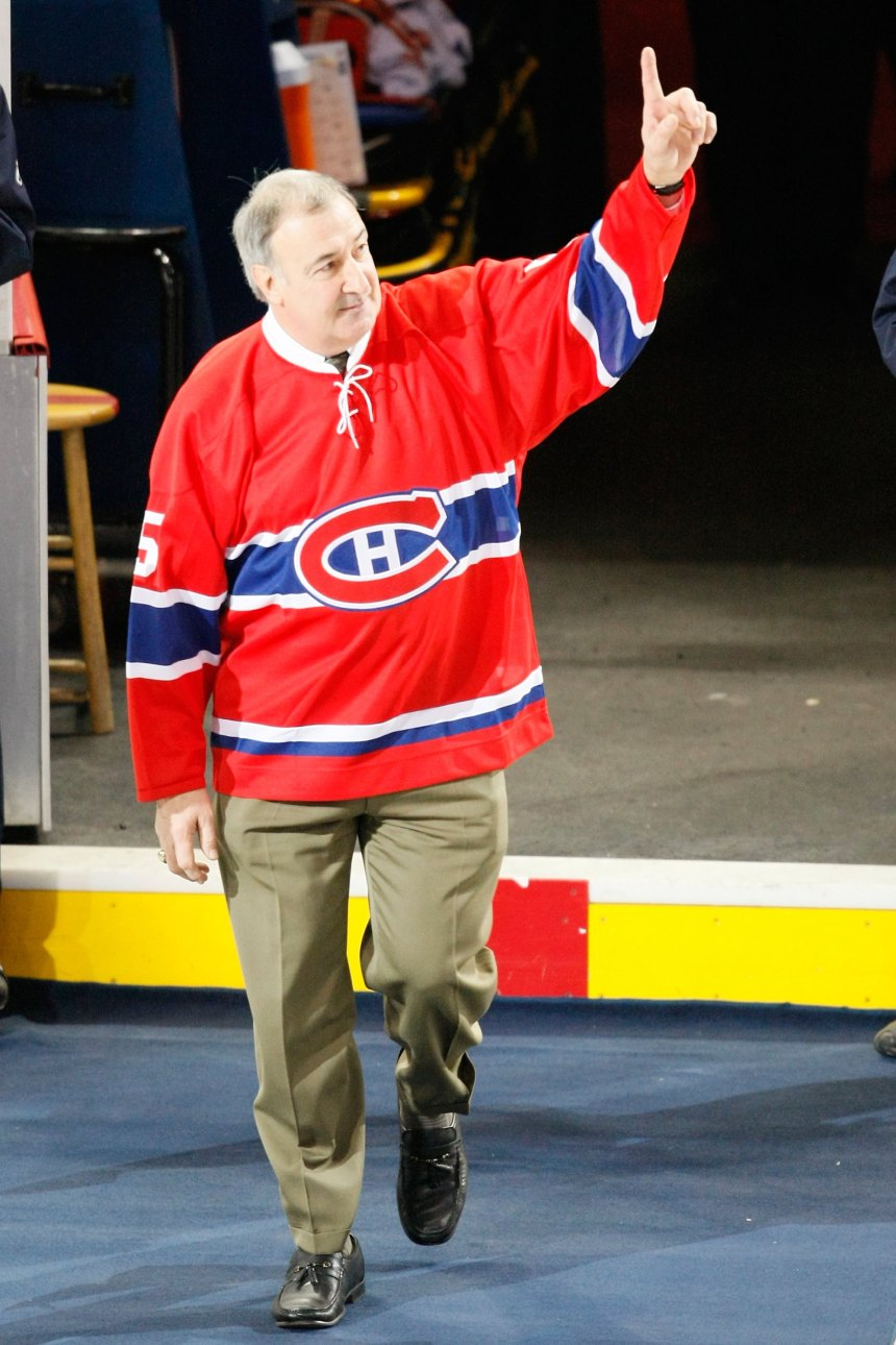 La SQ confirme les menaces envers l'ex-hockeyeur Guy Lapointe et son fils policier