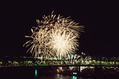 La Ronde: des spectacles de feux d'artifice en hommage aux travailleurs essentiels