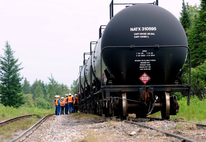 Le Parti vert invite les citoyens à diagnostiquer le système ferroviaire québécois