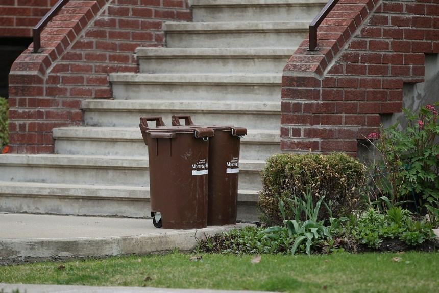 Un autre site de compostage dans l'Est de Montréal?