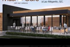 Le Musi-Café de Lac-Mégantic est en vente