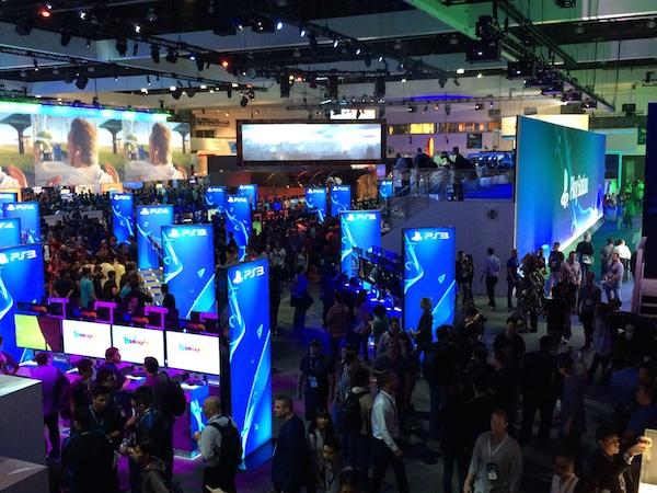Sony a le vent dans les voiles au E3 2014