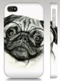 étui cellulaire canin