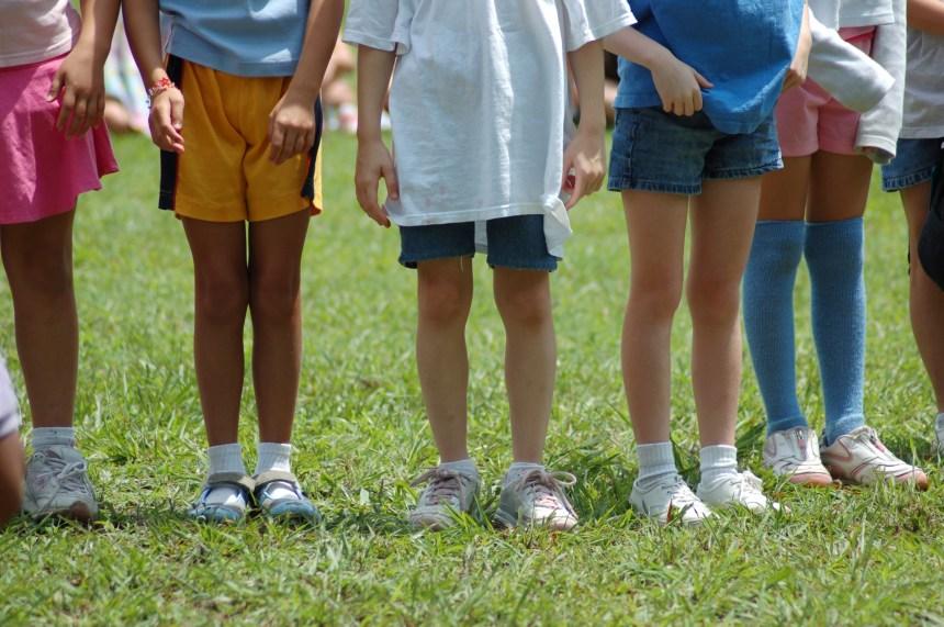 Un camp d'été pour enfants transgenres