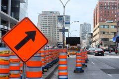 Congestion routière à prévoir à Montréal en raison de nombreuses festivités