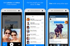 Passage obligé à Facebook Messenger sur iPhone et Android
