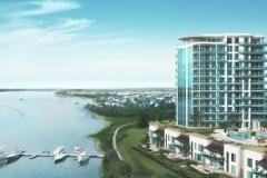 Aquablu: habiter sur le bord de l'eau à Laval