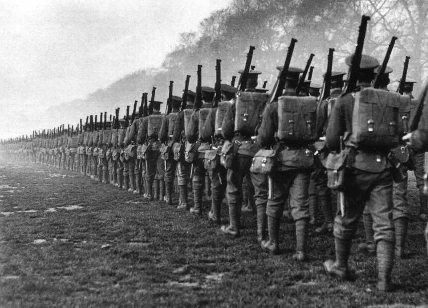 Quel est l'héritage de la Grande Guerre?