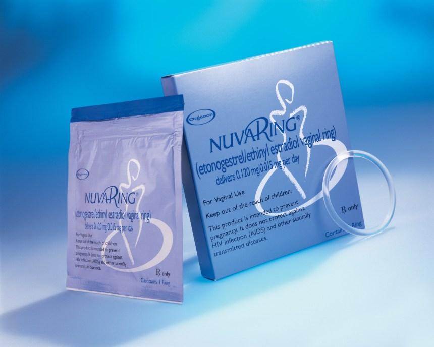 Mises en garde sur l'anneau contraceptif NuvaRing