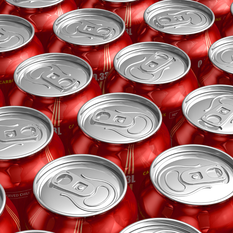 Vers une réduction des calories provenant des boissons sucrées