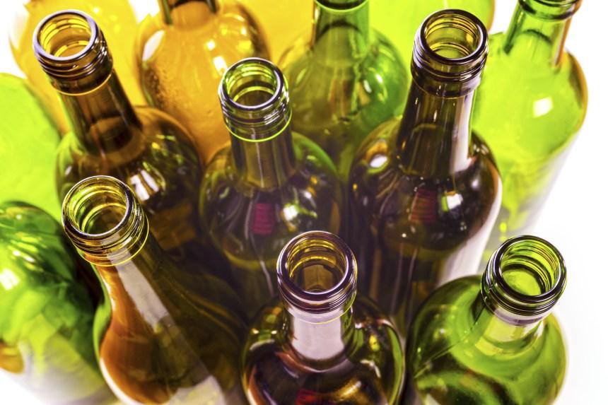 Des projets verts pour recycler le verre