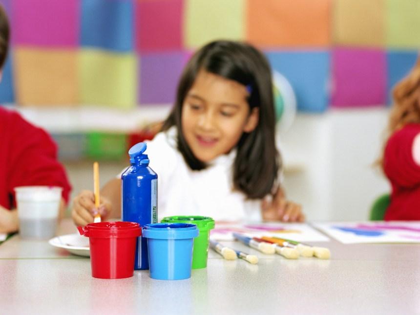 École spéciale pour enfants hors du commun