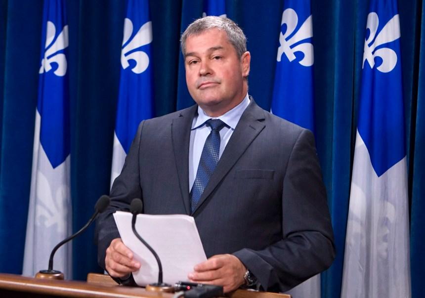 Yves Bolduc: «Le dossier de la persévérance scolaire est extrêmement important»