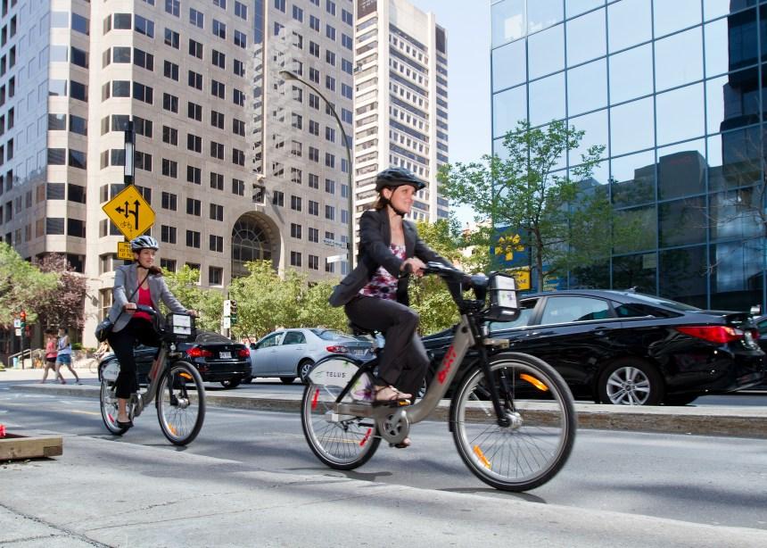 Les vélos BIXI plus populaires que jamais