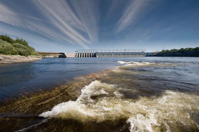 Barrage Hydro-Québec