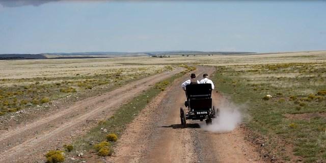Grand Canyon-Steam Car