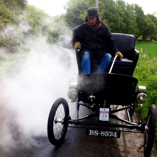 Grand Canyon Steam Car