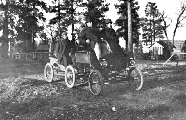 Toledo Steam Car