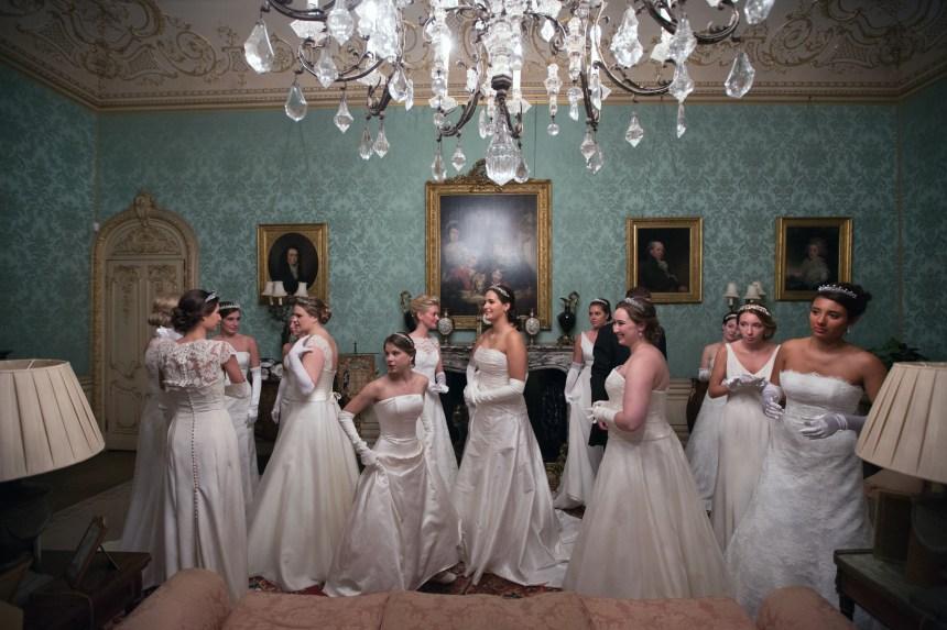En photos: le bal des Débutantes, une vieille tradition britannique