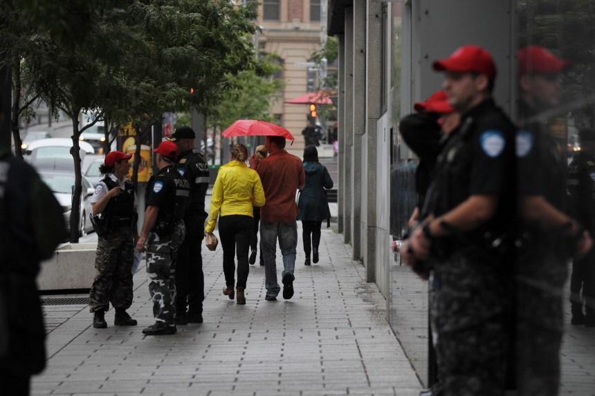 Une commission citoyenne pour examiner la répression politique