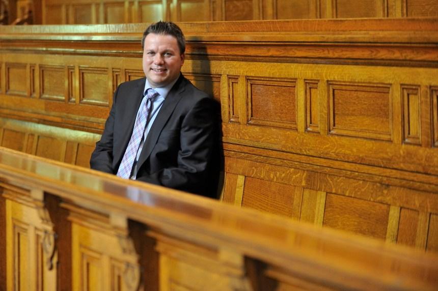 Sébastien Froidevaux: «L'Église a encore un bel avenir»