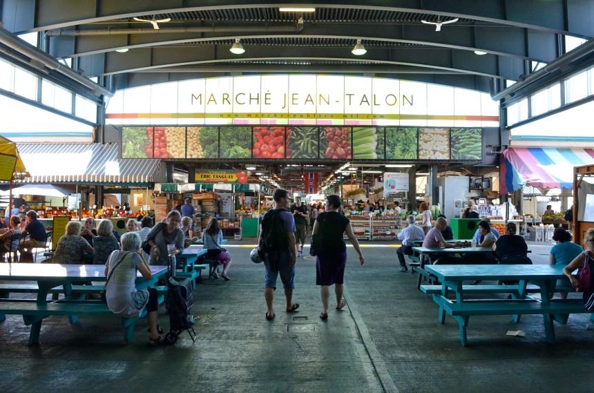 Le marché Jean-Talon sera piétonnier cet été