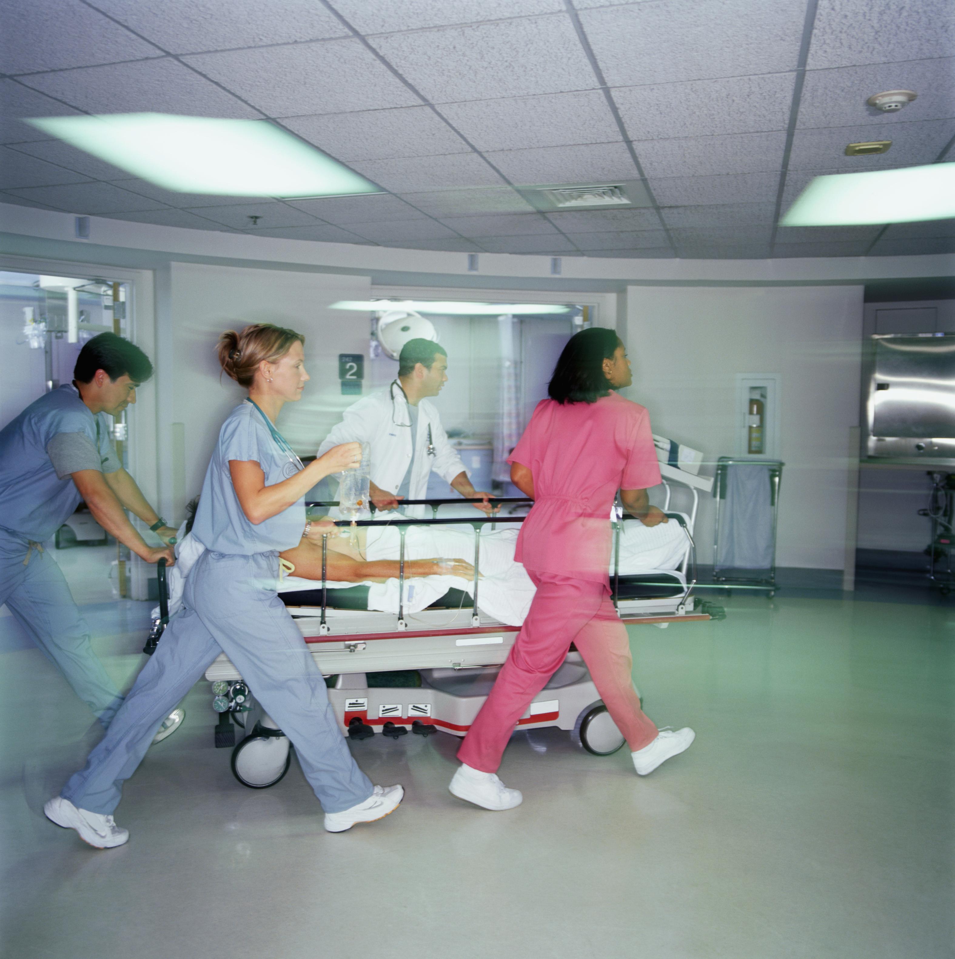 Méecins infirmières