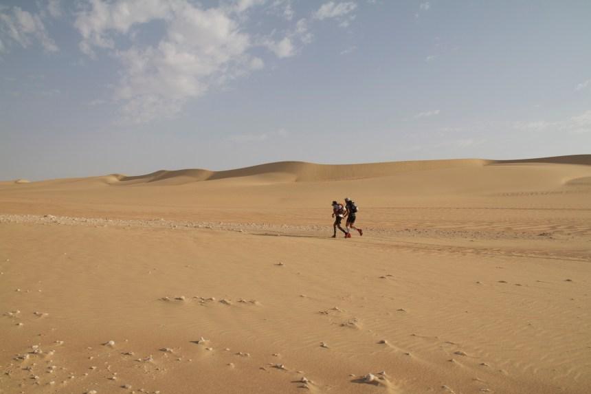 Desert Runners: la traversée du désert