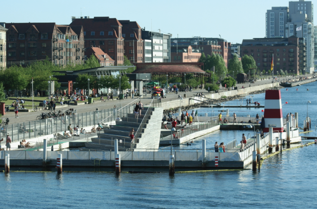 Montréal aura son bain portuaire