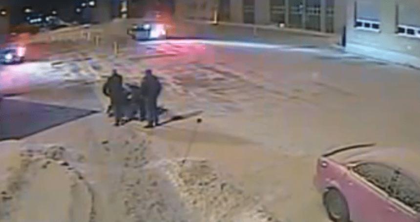 Alexis Vadeboncoeur: 3 des 4 policiers blanchis