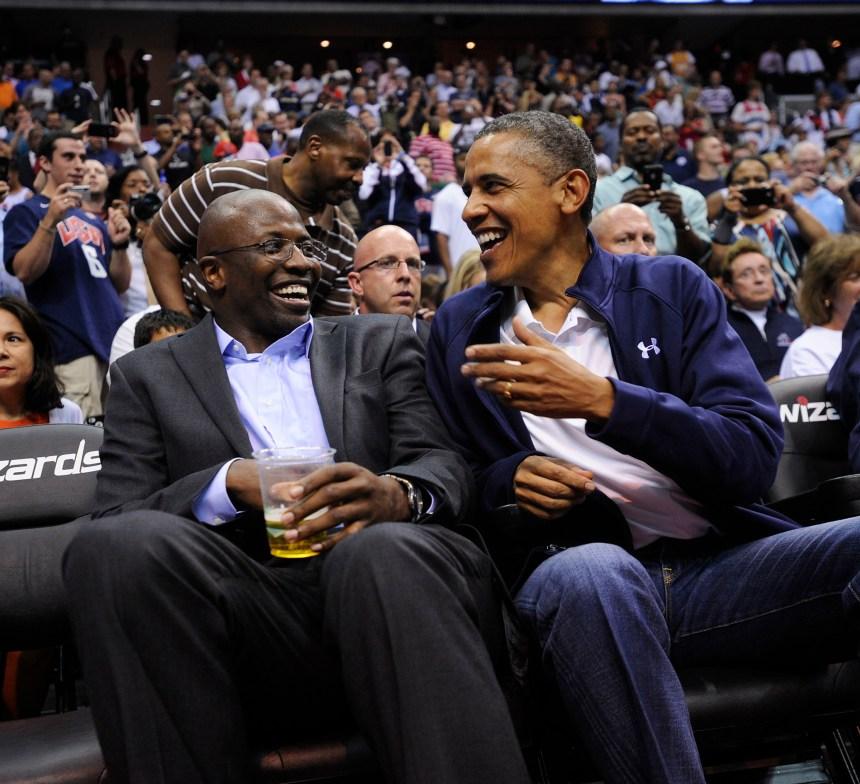 Reggie Love: Au service de Mister President