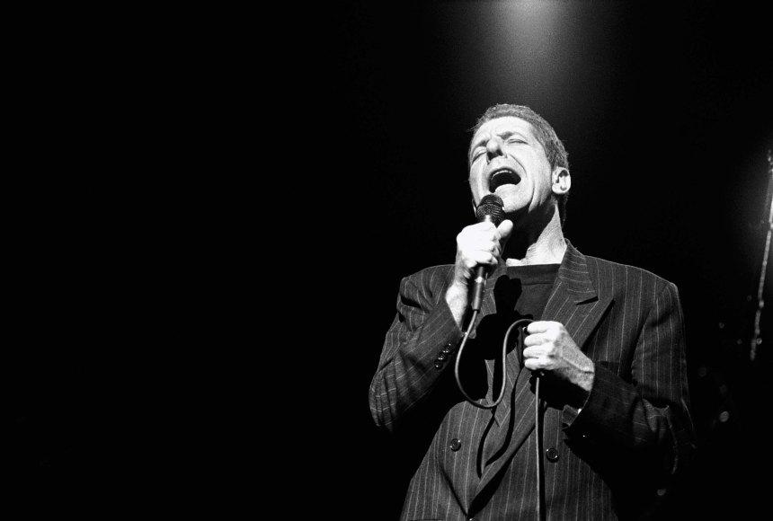 Florilège des plus grandes chansons de Leonard Cohen